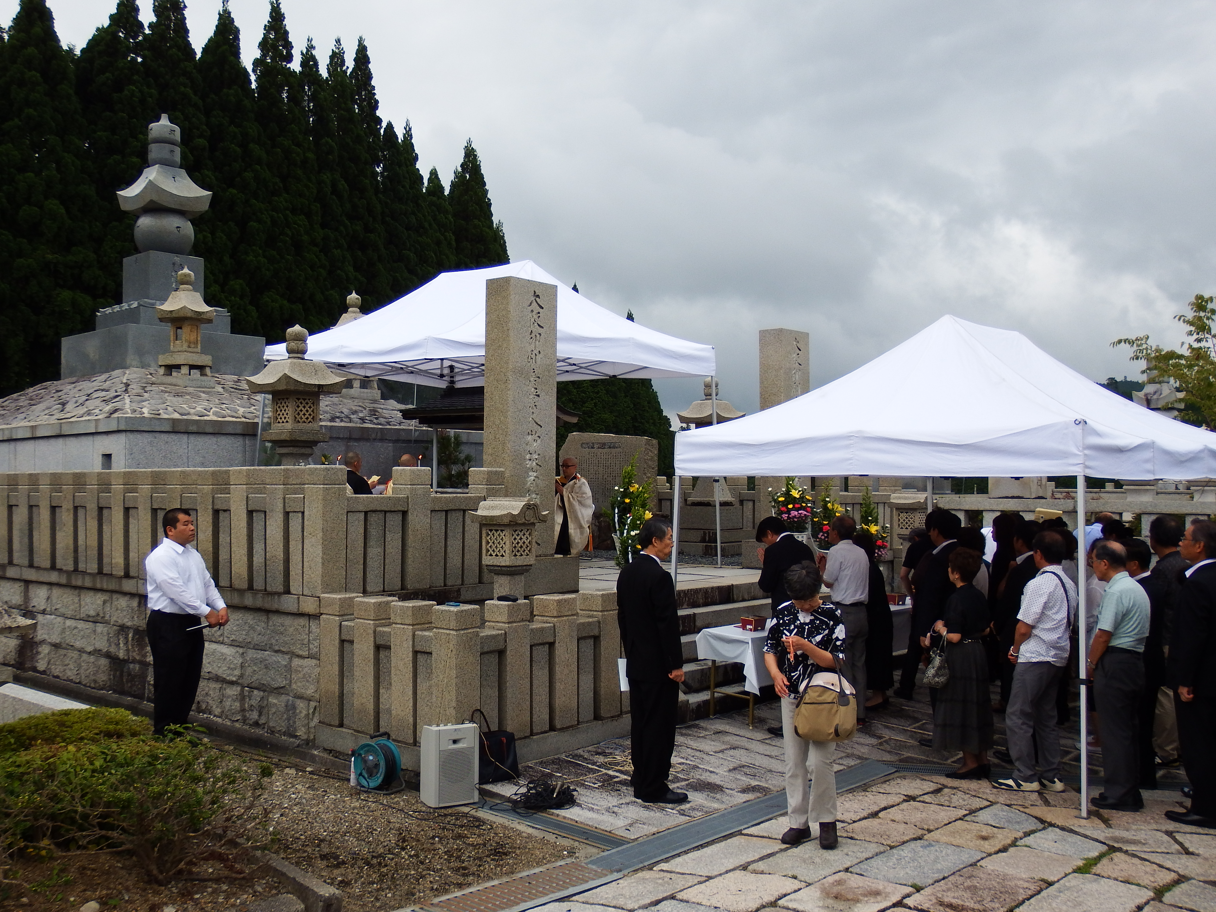 高野山物故者追悼法要、200人が参拝団体-関連の記事